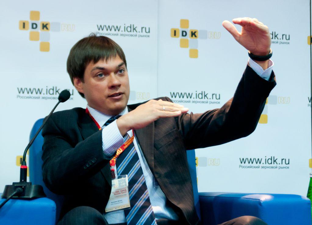 Global Grain Денис Аношин